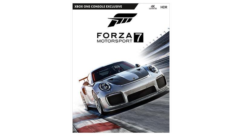 GAME FORZA 7 XBOX ONE MICROSOFT
