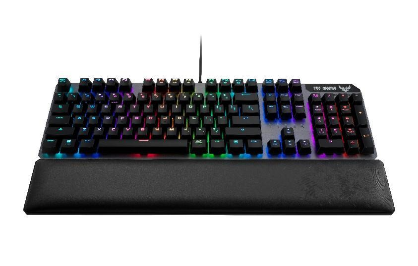 KEYBOARD TUF GAMING K7/ENG 90MP0191-B0UA00 ASUS