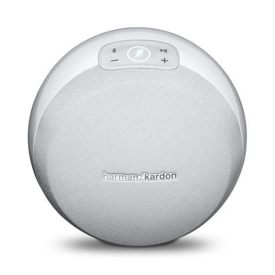 Portable Speaker   HARMAN KARDON   OMNI 10   Portable Wireless   Bluetooth   WiFi   White   OMNI10WH