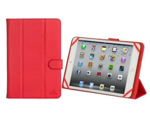 TABLET SLEEVE 8 MALPENSA 3134 RED RIVACASE