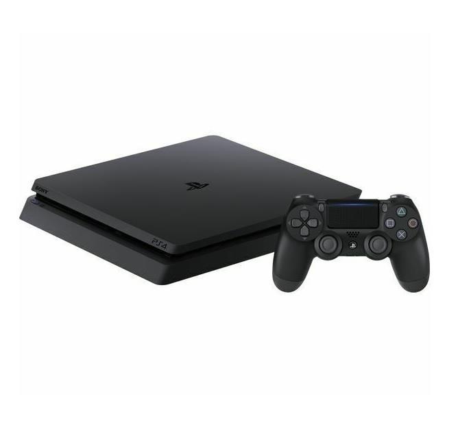 PLAYSTATION 4 CONSOLE 500GB/SLIM BLACK CUH-2216A ..