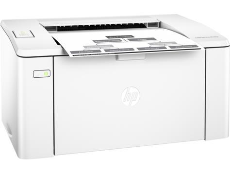 Laser Printer HP LaserJet Pro M102a USB 2.0 G3Q34..