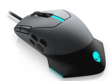 MOUSE USB OPTICAL AW510M/545-BBCM DELL
