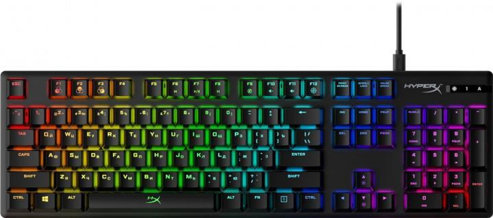 KEYBOARD GAMING MECHANICAL NOR/HX-KB6RDX..