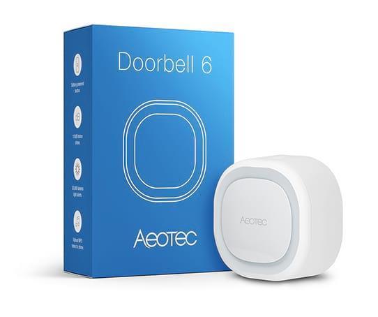 SMART HOME DOORBELL 6/ZW162 AEOTEC