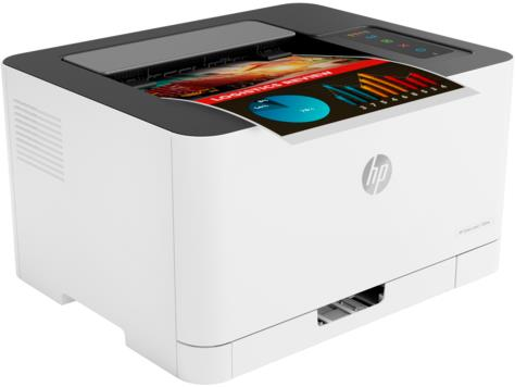 Colour Laser Printer|HP|150nw|USB 2.0|WiFi|ETH|4Z..