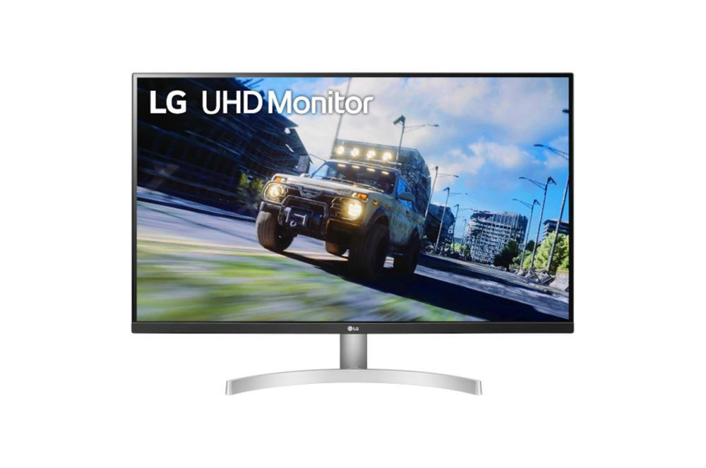 LCD Monitor LG 32UN500-W 31.5