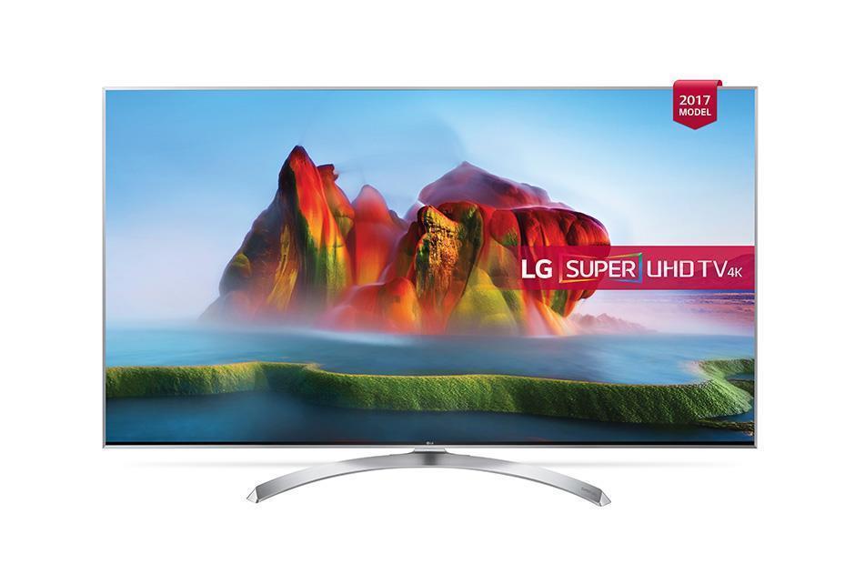 TV Set | LG | 4K Smart | 55 | 3840x2160 | Wireless LAN | Bluetooth | WiDi | webOS | 55SJ810V