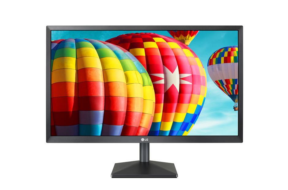 LCD Monitor LG 24MK430H-B 23.8