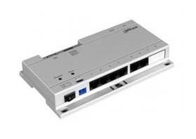DOORPHONE SWITCH 6PORT POE/VTNS1060A DAHUA