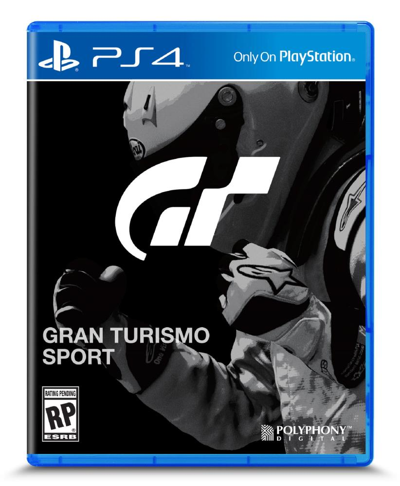 GAME GRAN TURISMO SPORT STAND  PS4 SONY
