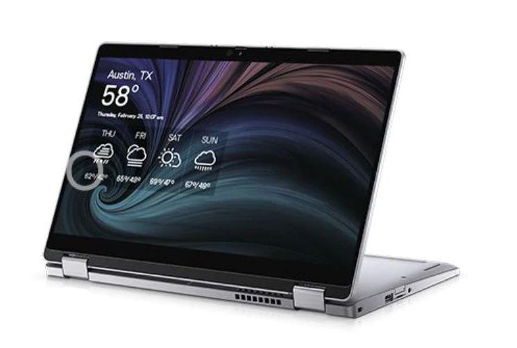 Notebook DELL Latitude 5310 CPU i5-10210U 1600 MHz 13.3