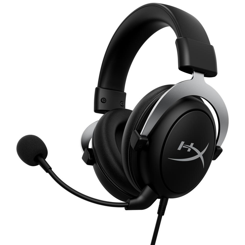 HEADSET HYPERX CLOUDX/HHSC2-CG-SL/G KINGSTON