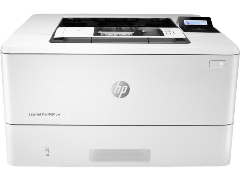 Laser Printer|HP|LaserJet Pro M404dw|USB..