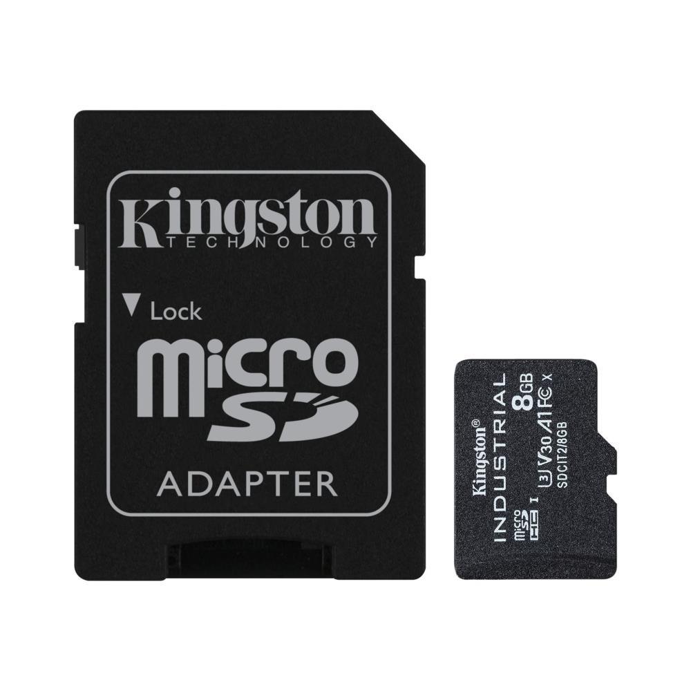 MEMORY MICRO SDHC 8GB UHS-I/W/A SDCIT2/8GB KINGSTON