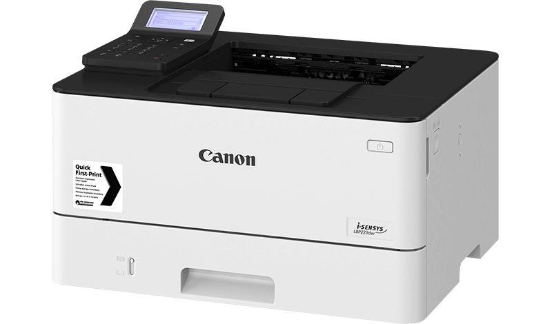 Laser Printer|CANON|i-SENSYS LBP223dw|USB 2.0|WiF..