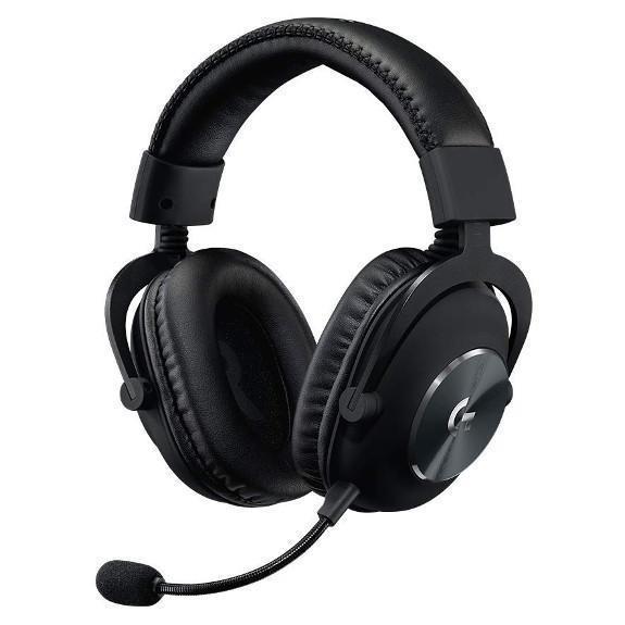 HEADSET PRO X GAMING/BLACK 981-000812 LOGITECH