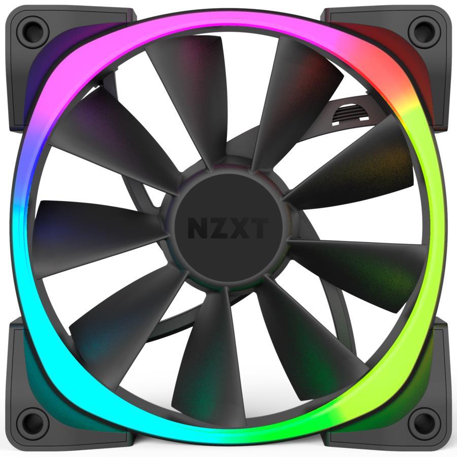 CASE FAN 140MM AER RGB RF-AR140-B1 NZXT