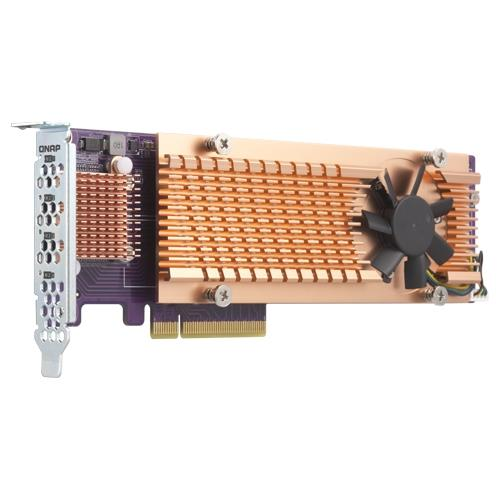 NAS ACC SSD EXPANSION CARD/QM2-4P-384 QNAP