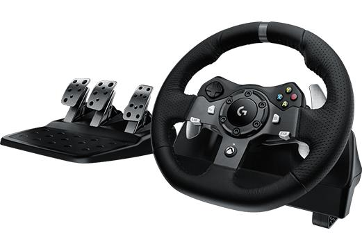 STEERING WHEEL G920/941-000123 LOGI..
