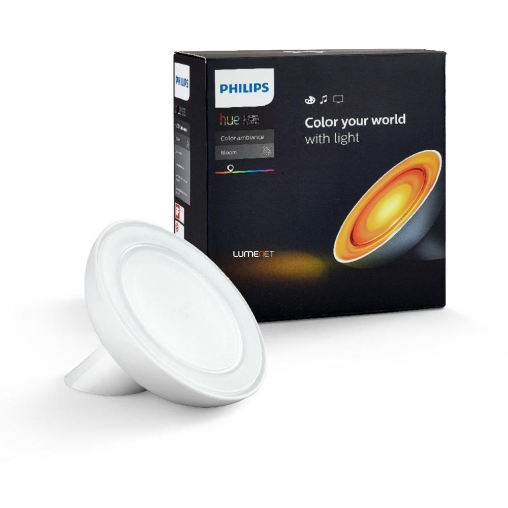 Smart Light Bulb|PHILIPS|8 Watts|120 Lumen|Number of bulbs 1|White