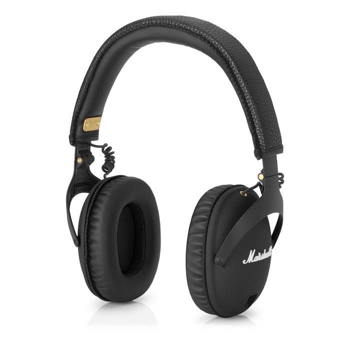 HEADPHONES MONITOR FX BLACK 04090810 MARSHALL