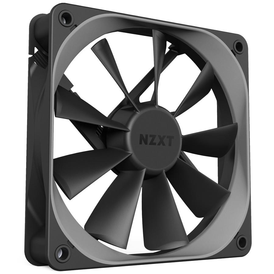 CASE FAN 140MM  AER F140 RF-AF140-B1 NZXT