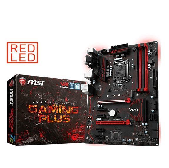 MB Z270 S1151 ATX Z270 GAMING PLUS MSI