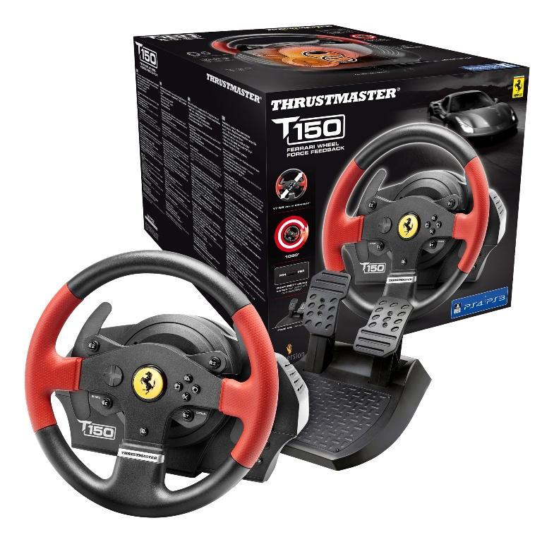 STEERING WHEEL T150 FERRARI/FFB 416..