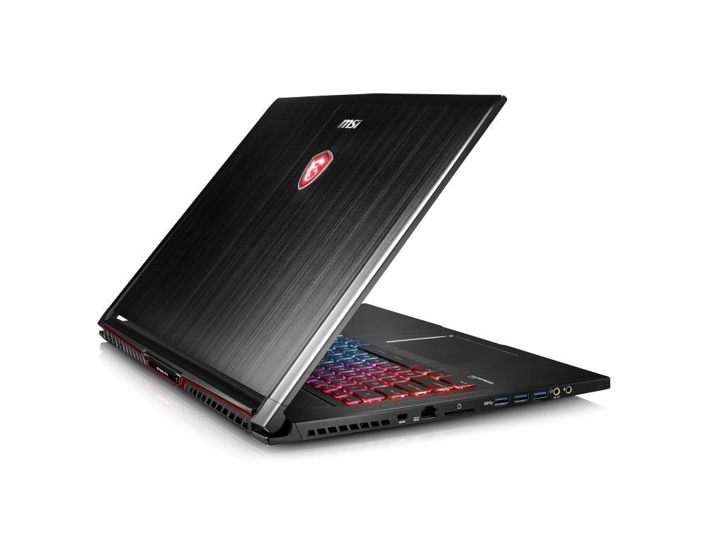 MSI Gaming/Lightweight GS73VR