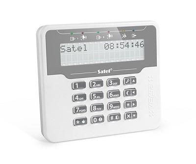 KEYPAD LCD /VERSA WHITE/VERSA-LCDM-WH SATEL