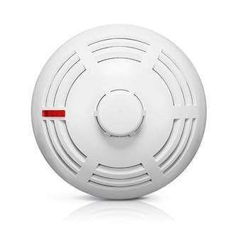 DETECTOR SMOKE&HEAT WIRELESS/ASD-200 SATEL