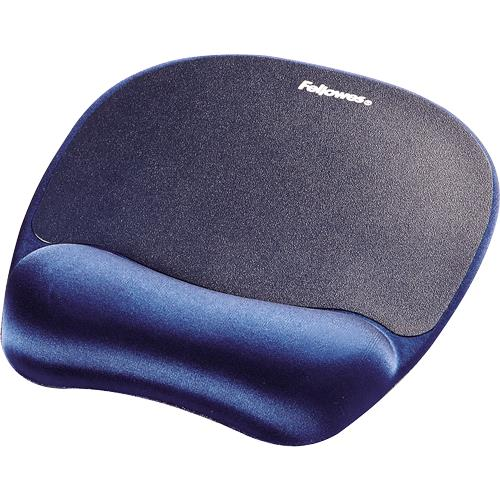 MOUSE PAD MEMORY FOAM/SAPPHIRE 9172801 FELLOWES