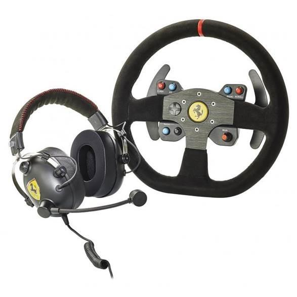 STEERING WHEEL TM RACE KIT/599XX EVO 4160771 THRUS..