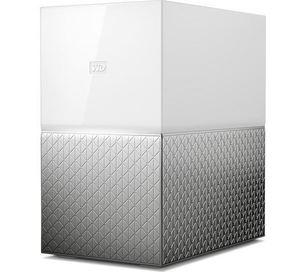 NAS STORAGE COMPACT 2BAY 4TB WDBMUT0040JWT-EESN WDC