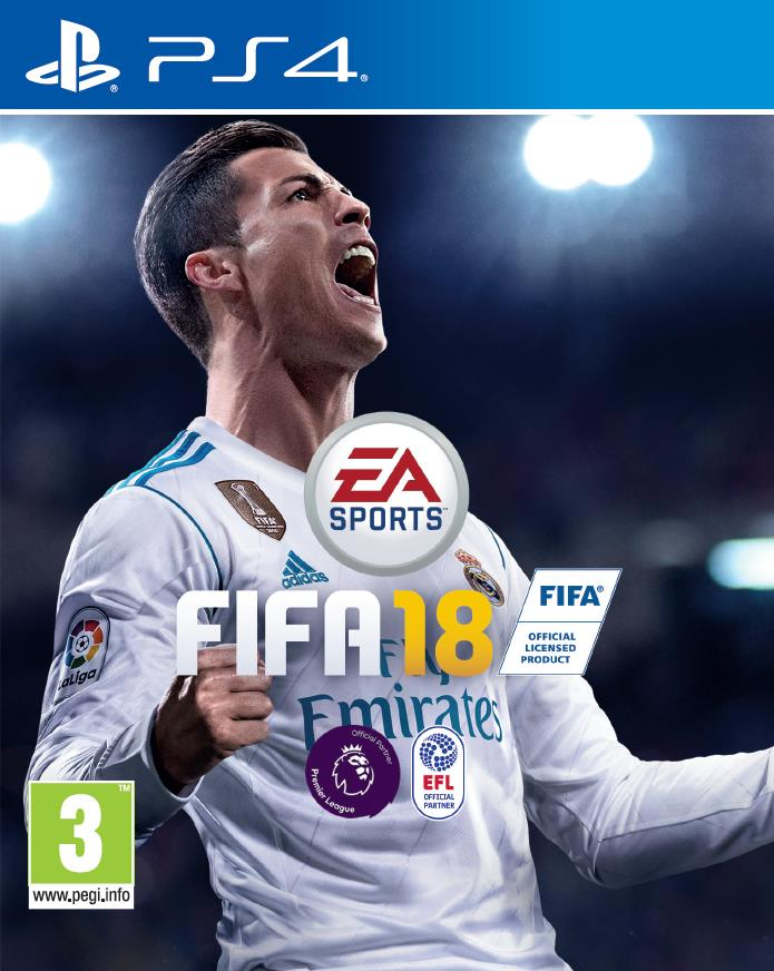 GAME FIFA 18  PS4 SONY