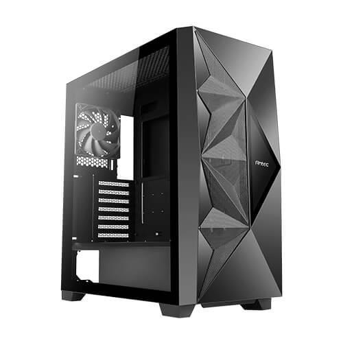 CASE MIDITOWER ATX W/O PSU/DF800 ANTEC