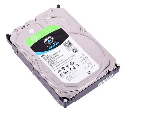 HDD|SEAGATE|SkyHawk|6TB|SATA 3.0|256 MB|..