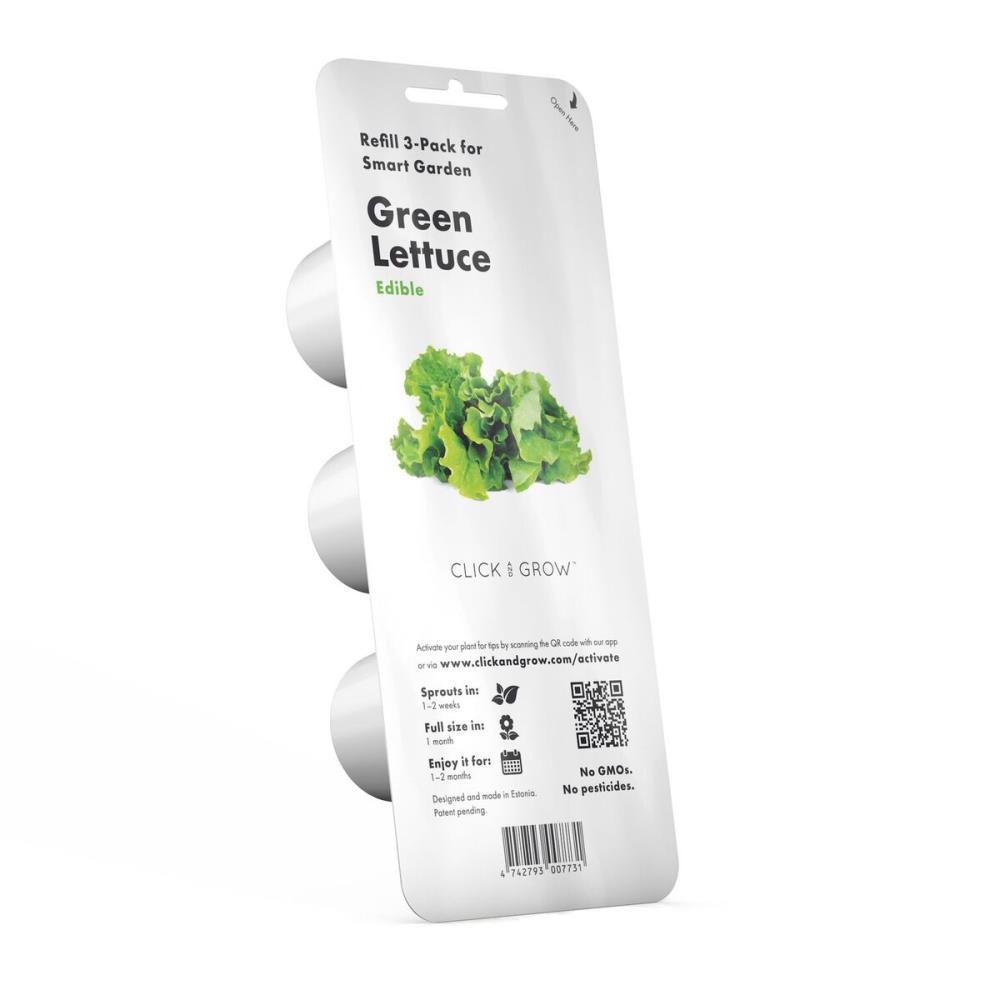 SMART HOME GREEN LETTUCE REF./GLETT-REFILL-3 CLICK&GROW