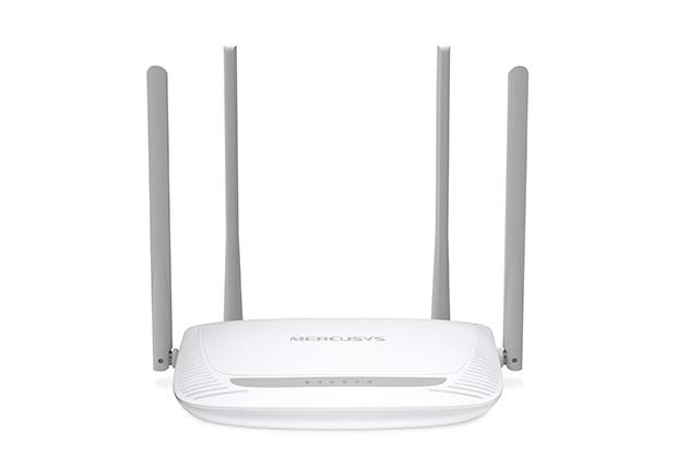 Wireless Router | MERCUSYS | Wireless Router | 300 Mbps | IEEE 802.11b | IEEE 802.11g | IEEE 802.11n | 1 WAN | 3x10/100M | Number of antennas 4 | MW325R