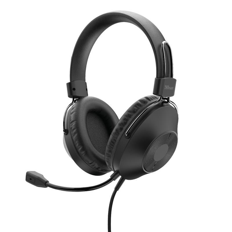 HEADSET OZO USB/24132 TRUST