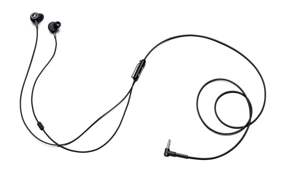 HEADPHONES MODE IN-EAR BLACK WHITE 4090939 MARSHALL