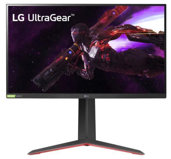 LCD Monitor LG 32GP850-B 31.5