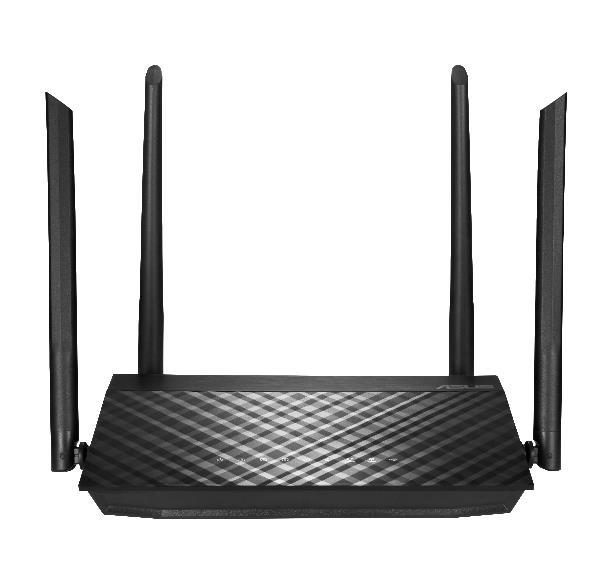 Wireless Router | ASUS | Wireless Router | IEEE 802.11a | IEEE 802.11b | IEEE 802.11g | IEEE 802.11n | IEEE 802.11ac | USB 2.0 | 1 WAN | 4x10/100/1000M | Number of antennas 4 | RT-AC59UV2