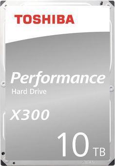 HDD|TOSHIBA|X300|10TB|SATA 3.0|256 MB|72..
