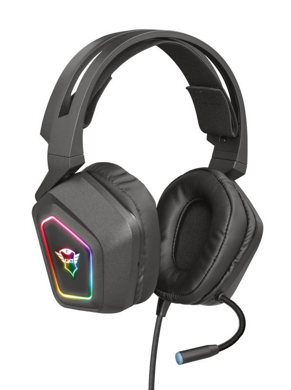 HEADSET GXT450 BLIZZ RGB/23191 TRUST