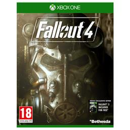 GAME FALLOUT 4 STEEL BOOK EDIT  XBOX ONE MICROSOFT