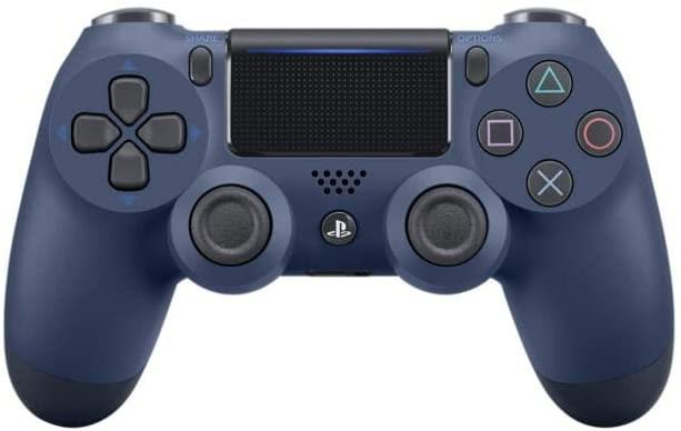 GAMEPAD DUALSHOCK4 WIRELESS/MIDNIGHT BLUE CUH-ZCT2..