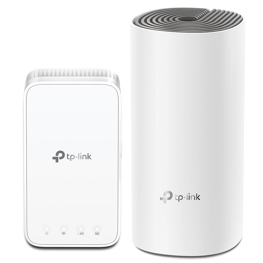 Wireless Router   TP-LINK   Wireless Router   2-pack   1267 Mbps   DECOE3(2-PACK)