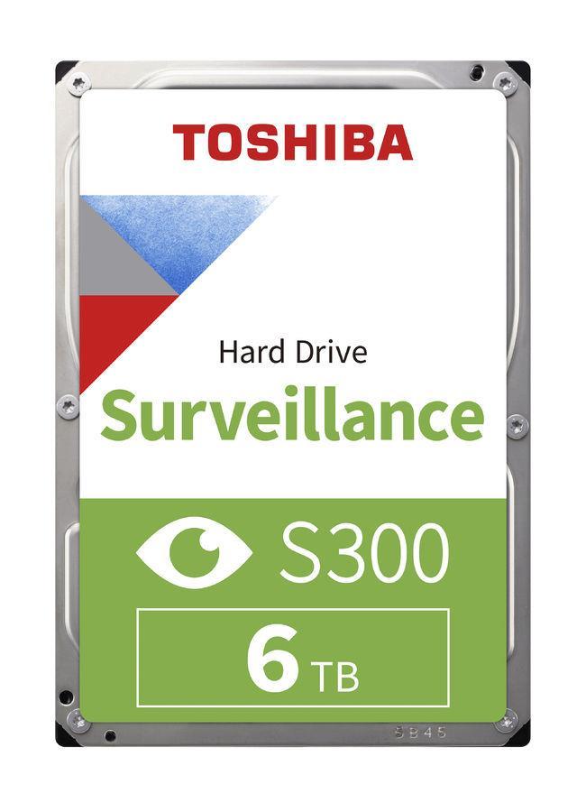 HDD SATA 6TB 5400RPM 6GB/S/128MB HDWT860UZSVA TOSHIBA